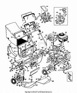 31 Yardman Mower Parts Diagram