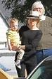 Felix Handelman Photos Photos - Elizabeth Banks Takes Son ...