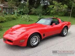 corvette styles by year thevettenet com 1982 t top corvette details