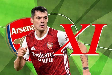 Arsenal XI vs Crystal Palace: Confirmed team news ...
