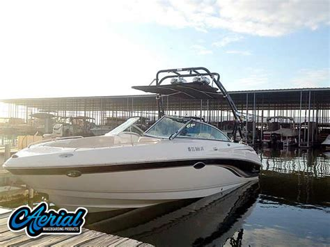 Boat Stereo Aerial by Chaparral Wakeboard Tower Gallery