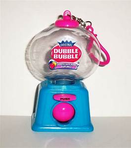Dubble Bubble Plastic Mini Gumball Machine with Backpack ...