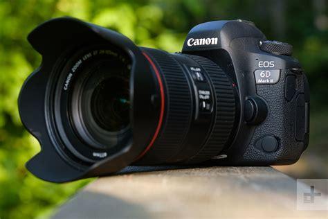 canon 6d dslr canon eos 6d ii review digital trends