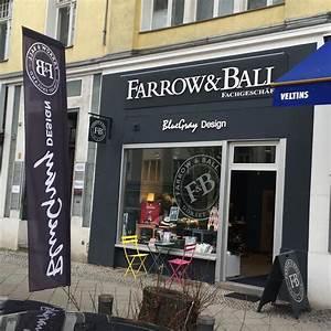 Designer Tapeten Berlin : farrow and ball farben und tapeten in berlin bluegray design ~ Markanthonyermac.com Haus und Dekorationen