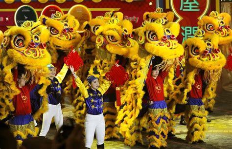 multicultural parade held  hk  celebrate lunar  year hong kong china daily