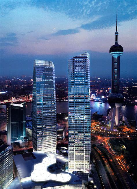 ritz carlton shanghai pudong opens