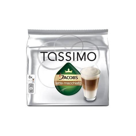 Espresso Latte Macchiato Tassimo by Kapsułki Do Espresso Tassimo Kr 246 Nung Latte