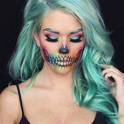 skull makeup ideas