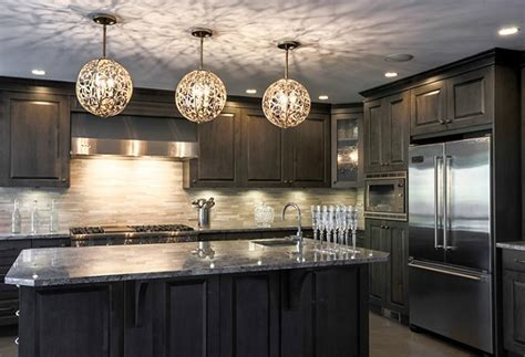 choosing  light fixtures  kitchen home interiors