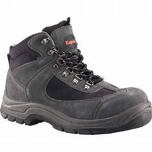 Acheter Chaussures De Sécurité : chaussures de s curit hautes kapriol nebraska coloris gris t42 leroy merlin ~ Melissatoandfro.com Idées de Décoration