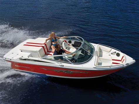 Monterey Swan Boats by 2015 Monterey 186ms Pictures Photos Wallpapers Top Speed
