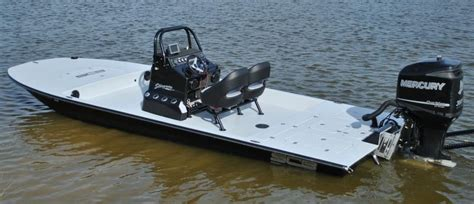 Shallow Water Flats Boats by The Best Quot True Quot Shallow Water Redfishing Boat Page 2