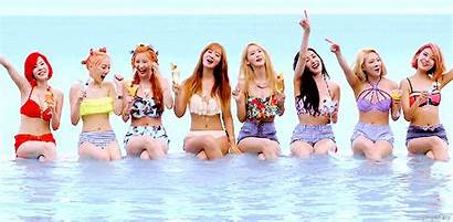 Snsd Generation Summer Party Groups Members Gifs