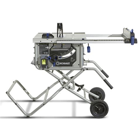 Sleds, jigs, and mods — oh my! Shop Kobalt 15-Amp 10-in Table Saw at Lowes.com