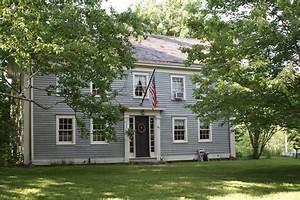 Colonial Homes In Newburyport