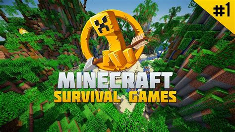 7 Kill VE Sessiz (Minecraft : Survival Games#1) - YouTube