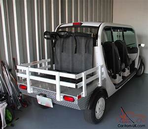 2007 Gem E6 Electric Vehicle
