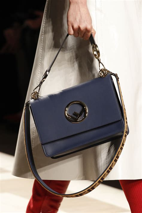fendi fallwinter  runway bag collection spotted fashion