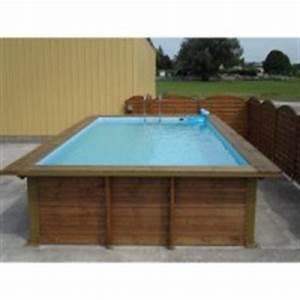 Piscine Hors Sol 4x2 : piscine bois 4x2 5 ~ Melissatoandfro.com Idées de Décoration