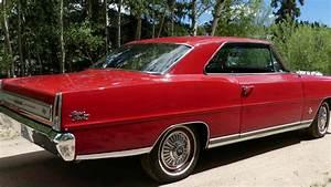 1966 Chevrolet Chevy Ii Nova Ss L-79 Regal Red