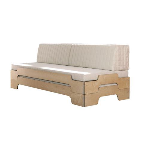 canape coussin coussin dossier pour transformer le lit empilable en