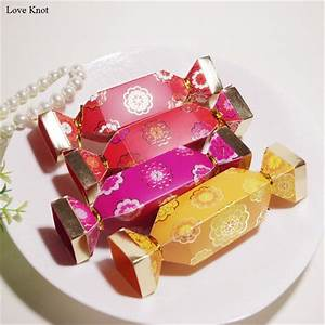free shipping 100pcs lot chinese style wedding candy box With chocolate box wedding favors
