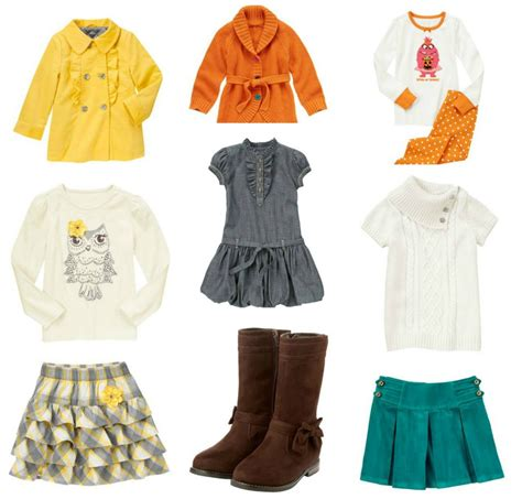 Great Gymboree Fall Outfits For Girls Blonde Mom Blog