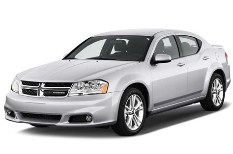 dodge avenger reviews  rating motor trend