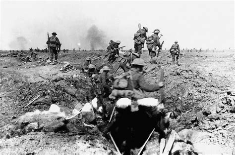 Life In The Trenches Of World War I History