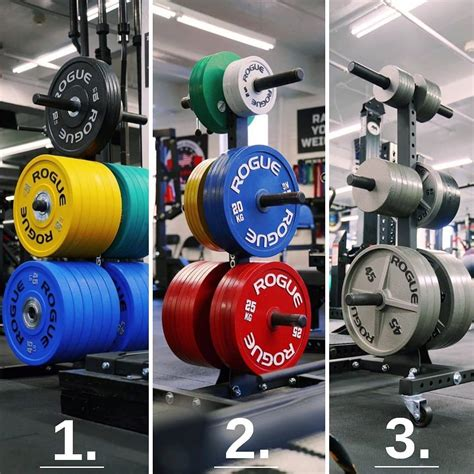 diy weight plate tree    garage gym reviews