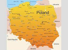 Infos sur pologne carte Arts et Voyages