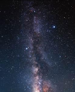 Milky-Way towards the constellation of Cygnus (ground ...