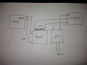 Wiring 120 Volt Interlock Relay  Wiring  Free Engine Image For User Manual Download