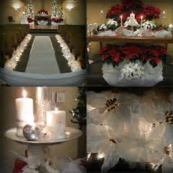 Holiday Weddings Elegant Design By Beth