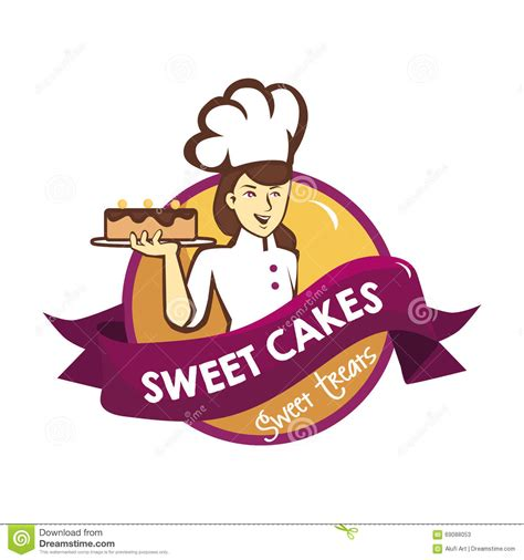 cake logo stock  royalty  images