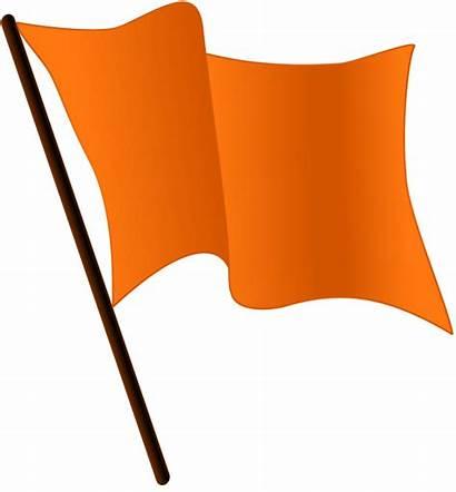 Flag Orange Waving Svg Wikipedia Flags Pixels