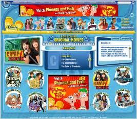 Disney Channel Old Games Website