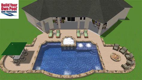 swimming pool designs build   pool texas arizona