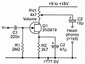 Diy Headphone Amp Schematics