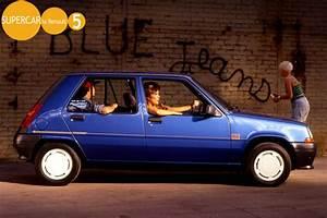 Renault Super 5 Five : tout sur la renault 5 blue jeans ~ Medecine-chirurgie-esthetiques.com Avis de Voitures