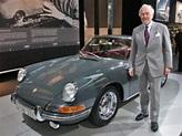 Ferdinand Alexander Porsche, 911 Designer, Dies at 76 ...