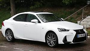 Lexus Is F Sport Executive : essai lexus is 300h f sport executive 2017 youtube ~ Gottalentnigeria.com Avis de Voitures