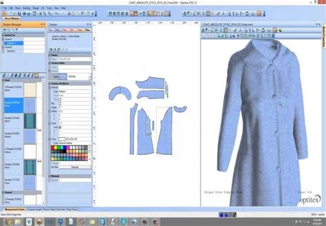 computer aided design  apparel industry clothing