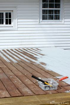 Deck Brightener Home Depot by A Product Called Deck Restore From Home Depot Can Cover