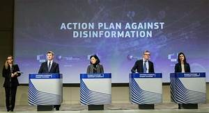EU urges internet firms to intensify fake news fight