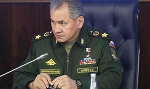 Mistrust Dogs Russia-Iran Arms Talks as Shoigu Heads for ...