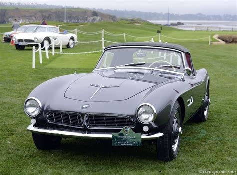 1957 Bmw 507 Image Chassis Number 70156 Photo 33 Of 150