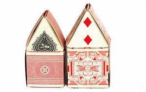 freshlyfound.com: Have Fun Making a Playing Card House
