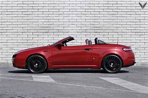 Alfa Romeo Spider : vilner transforms alfa romeo spider and calls it fibra de carbono rosso ~ Maxctalentgroup.com Avis de Voitures