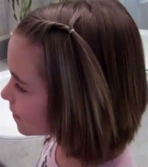 52 Best Little Girl Hairstyles Images On Pinterest Cool